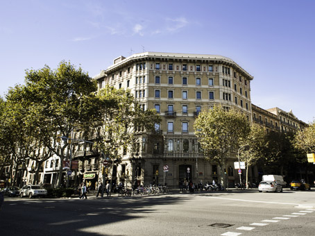 Alquiler de oficinas en Barcelona